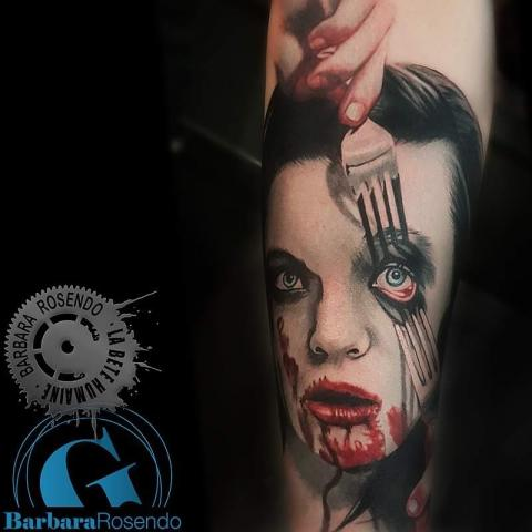 bete-humaine-studio-tatouage-paris-tattoo-horreur-epouvante