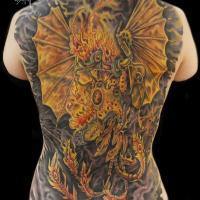 meilleur_tatoueur_paris_studio_tatouage_bete_humaine_tatouage_phenix_steampunk