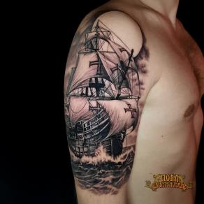 moka-tatoueur-paris-realiste-style-realisme-tatouage-tattoo-bateau