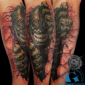 barbara-rosendo-realistic-tattoo-tatouage-realiste-couleur-color-hulk-super-hero