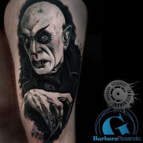 meilleure-tatoueuse-paris-barbara-rosendo-tatouage-vampire-nosferatu-tattoo