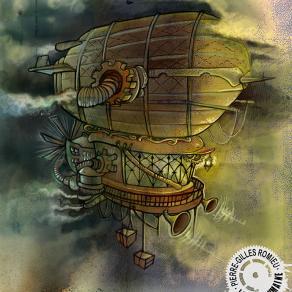 zeppellin steampunk
