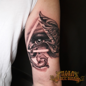 tatoueur-guest-paris-moka-tatouage-oeil-ornements-tattoo